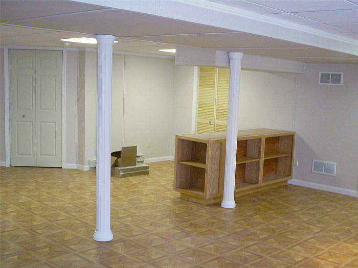 adding those finishing touches for your finished basement in yonkers